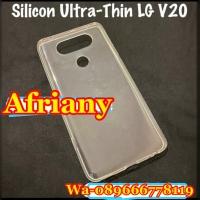 LG V20 ULTRA-THIN SOFT CASE CASING COVER