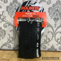 Ban Luar Maxxis Race TT 27.5 x 2.20 EXO Protection Tubbeless Ready