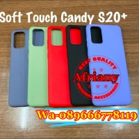 SAMSUNG GALAXY S20 PLUS CASE SPOTLITE TOUCH CANDY SOFT SHELL CASING
