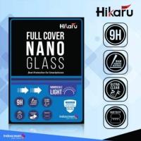 SAMSUNG GALAXY S20 PLUS HIKARU FULL COVER NANO TEMPERED GLASS