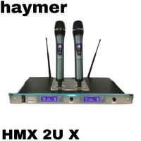 Mic Wireless HAYMER HMX 2 UX Handheld