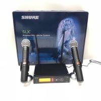 Mic Wireless Shure SLX 242 NEW Version
