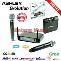 Mic Wireless ASHLEY Evolution original ashley