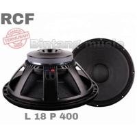 Speaker Component RCF L18 P400 Woofer 18 inch Grade A