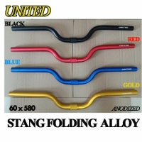 Handle Bar Folding Raze Rise 60 x 580MM