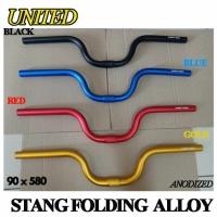 Handle Bar Folding Raze Rise 90 x 580MM