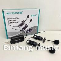 Mic Wireless Beyermic BM 2C Original Clip on - Jepit