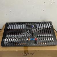 Mixer Ashley Live 20 Original Ashley Live20 - 20 Channel