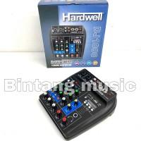 Mixer Hardwell DJ 1000 Original Bluetooth 4 Channel