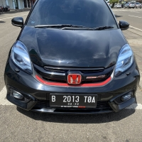 Honda brio rs 2016 DP