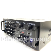 Amplifier Karaoke Linkmaster CX 8830 Bluetooth - USB - FM Radio