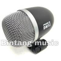 Mic Drum Proel DM12 Original Professional dynamic