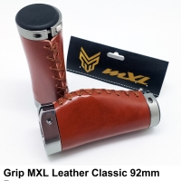 Hand Grip MXL Leather Classic 92MM