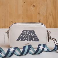 Tas coach original/Coach jes star wars motif leather chalk multi