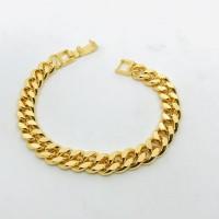 Gelang rante lapis emas//gelang //gelang tangan wanita//perhiasan