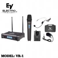 Mic Wireless Electro Voice VR 1 Original Pegang Jepit Headset mic vr1