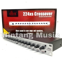 Crossover dbx 224xs plus subwoofer