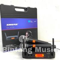 Mic wireless shure glxd4 koper