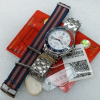 Jam Pria Omegaa Seamaster 007 Automatic Swiss OM Factory Clonning