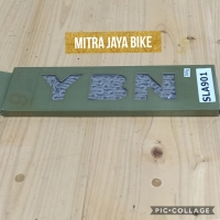 Rantai YBN 9 Speed Silver Sla H9 TIG