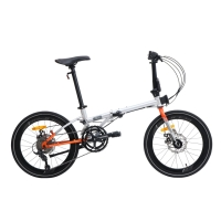 Sepeda Lipat Folding Element 20 451 Nicks 2 x 9sp Like Dahon Broadway