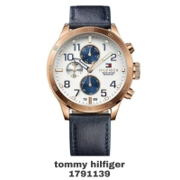 Jam Pria Tommy Hilfiger 1791139 1791137 Original Baterai FullSet