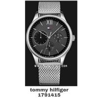 Jam Pria Tommy Hilfiger 1791415 Original Baterai FullSet