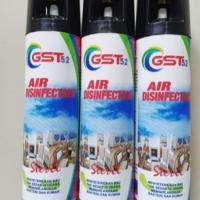 Air Disinfectant Gst52 500ml pembasmi kiriman virus & bakteri