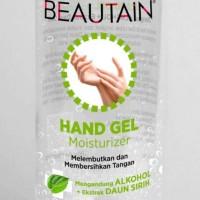 BEAUTAIN HAND SANITIZER 60ML - HAND GEL MOISTURIZER BEAUTAIN 60ML