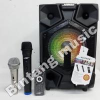 Speaker Portable Meeting Wireless Noise 899 J - 8 inch Bluetooth