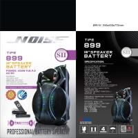 Speaker Portable Wireless Meeting Noise 899 SII Original 18 inch