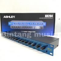 CROSSOVER ASHLEY XR 204 Original 4 Way Stereo 4 channel way stereo