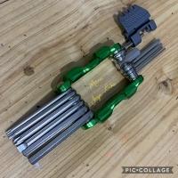 Kunci L 15 in 1 United Green