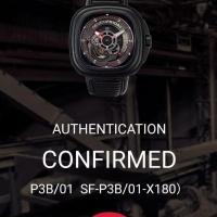 Jam Pria Sevenn Fridayy SF P3B M2 M2B P3C S1 Matic Ori BM NFC Active