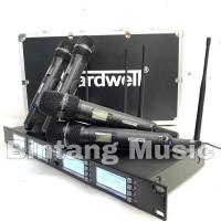 Mic wireless hardwell clx 9004 u original