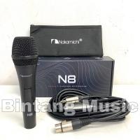 Mic kabel nakamichi n8 original
