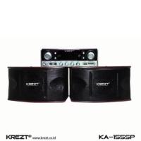 Paket Karaoke Krezt KA 155 SP Original Product