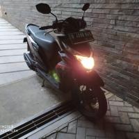 Jual Motor Honda Beat eSP FI CW 2019- Km 2000- Beli baru Oktober 2019