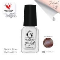 Madame Gie Nail Shell Peel Off Natural Series (Satuan) - NS13 thumbnail