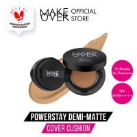 MAKE OVER Powerstay Demi-Matte Cover Cushion - N50 Exp 6-12Bln thumbnail