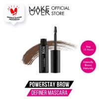 MAKE OVER Powerstay Brow Definer Mascara - 01 Long Black thumbnail
