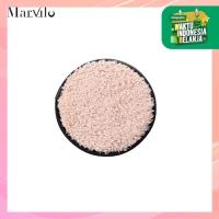 Marvilo Reusable Makeup Remover Cotton Pad - Putih thumbnail