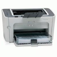 Mesin Printer HP Laserjet P1505n Kecil Murah Meriah