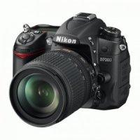 Nikon D7000 + lensa 18-55 VR