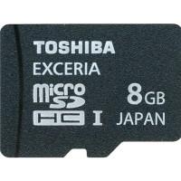 Toshiba microSDHC 8 GB Exceria