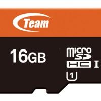Team microSDHC 16 GB UHS-1