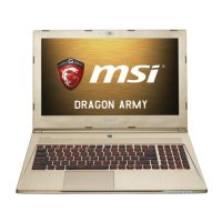 MSI GS60 2PE GHOST PRO 3K GOLD EDITION