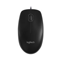 Jual Logitech Mouse Kabel B100 Murah