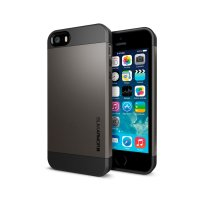 hardcase case spigen slim armor for iphone 5, 5G, 5S