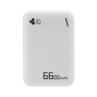 Hippo Powerbank ILO F2 6600mah - Original Power Bank 6600 mah
